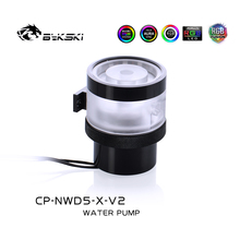 D5-Pump Reservoirs Bykski DIY for of Various-sizes/Diy/Cp-nwd5-x-v2 Flow-Lift Maximum