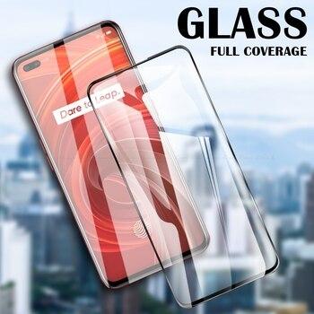 Перейти на Алиэкспресс и купить Для OPPO Realme X2 XT X3 Super Zoom 5s 5 3i 3 6 6i 6S 5i X50m X50 Pro 5G Q Закаленное стекло Защитная пленка для экрана