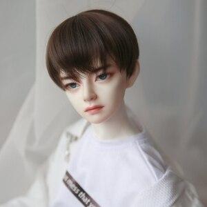 Image 2 - OUENEIFS bjd/sd בובות Luts בכיר Delf 65cm ילד 1/3 גוף דגם בנות בני עיניים באיכות גבוהה צעצועי חנות שרף