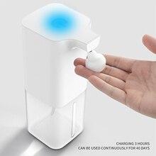 Soap-Dispenser-Box Intelligent-Sensor Touchless Induction Automatic 350ml