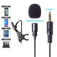 Петличный микрофон boya для записи аудио и видео смартфонов