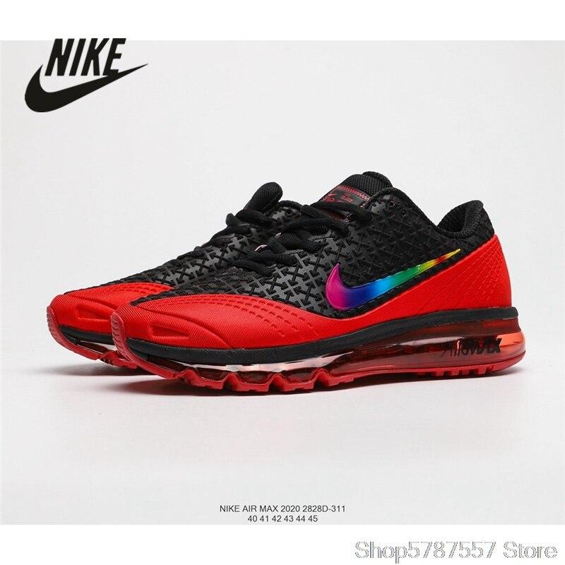 Nike Air Max 2020 Nike 2020 full palm air cushion rainbow hook cushioning sneakers size 40-45 M