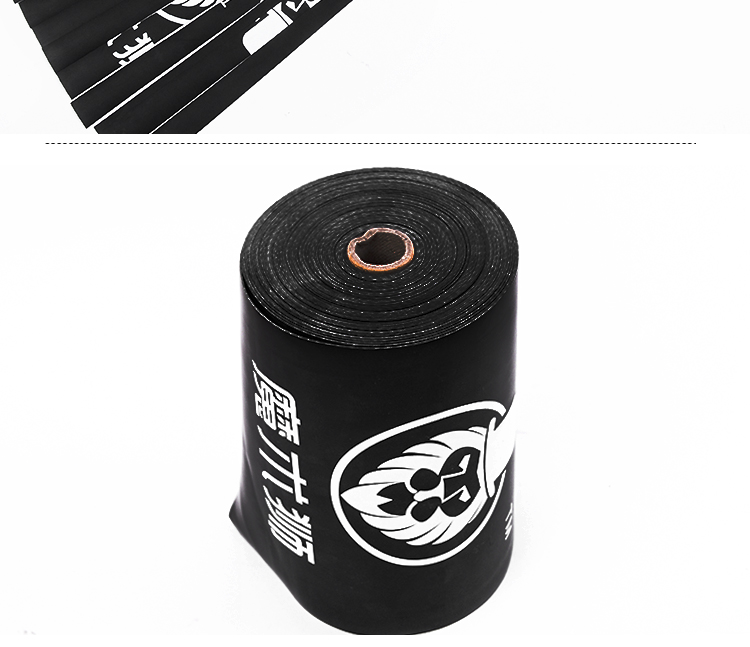 Elástico de alta qualidade para estilingue, 0.6mm-0.75mm,