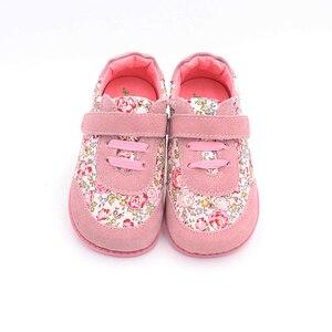 Image 5 - Детские кроссовки TipsieToes, модные тканевые сшитые кроссовки для мальчиков и девочек, весна 2020