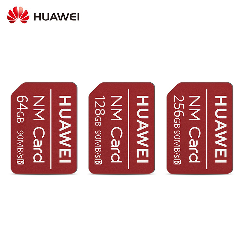 Оригинальная карта памяти Huawei NM, 64 ГБ/128 ГБ/256 ГБ, 90 МБ/с. NM карта для Mate 30 Pro Mate 30 RS P30 Pro P30 Mate 20 Pro 20 X RS Nova 5