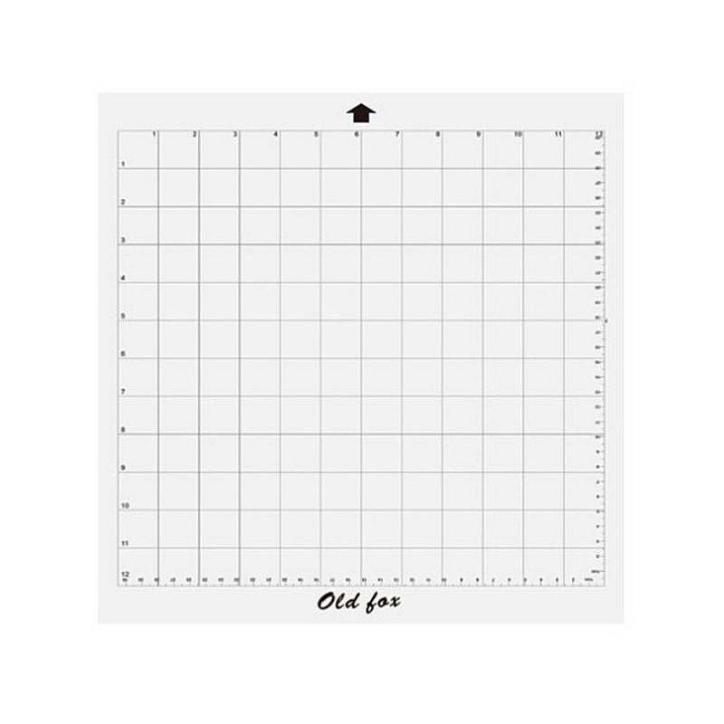 Cutting Plotter Cutting Pad Cutting Plotter Special Pad Removable Paste Pad 12x12