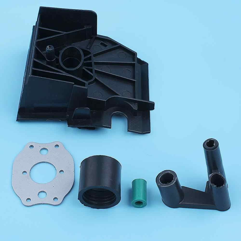 Carburetor Intake Adapter Grommet Impulse Pipe Gasket Kit Fit for Husqvarna 36 41 136 137 141 142 Chainsaw Accessory with Maximum Durability and Exquisite Workmanship