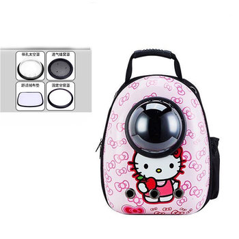 14 colors New Capsule Pet Bag Backpack Breathable Space Pet Backpack Sac De Transport Pour Chat Waterproof Traveler Knapsack - Color 22