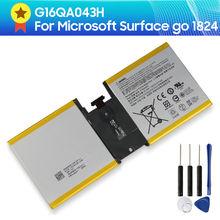 Оригинальный аккумулятор для телефона g16qa043h microsoft surface