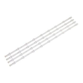 "100%New 5set=20 Pieces LED strip for 32""TV LED32A2000V LC320DXN 6916L-1030A 6916L-1031A or 6916L-0923A 6916L-0881A"