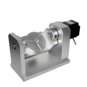 Image 5 - DIY CNC 4th 5th רוטרי ציר חלוקת ראש 50:1 הרמוני מפחית הרמוני Gearbox עבור CNC נתב CNC חרט