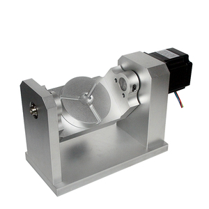 Image 5 - DIY CNC 4th 5th Rotary Axis Dividing Head 50:1 Harmonic Reducer Harmonic Gearbox For CNC Router And CNC Engraver