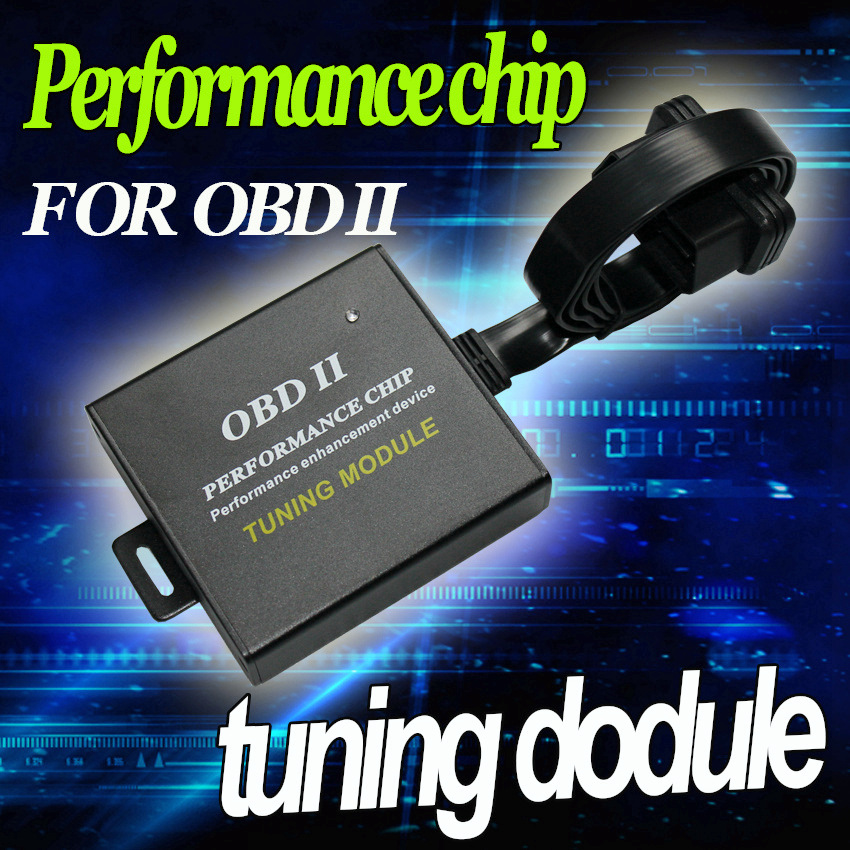 for Volkswagen VW Increase Horse Power Torque Lmprove Combustion Efficiency Save Fuel Car OBDII <font><b>Performance</b></font> Chip Tuning Module image