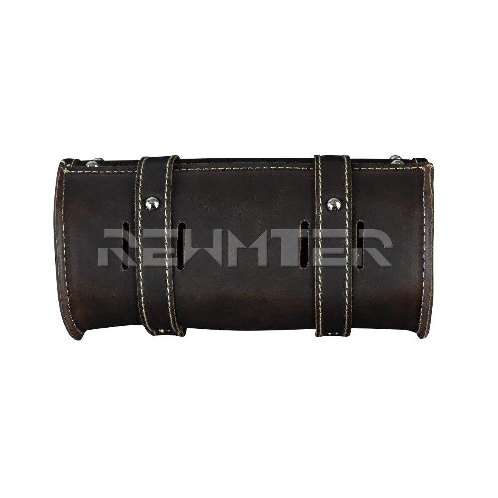 Cheap Bolsas para selim e couro