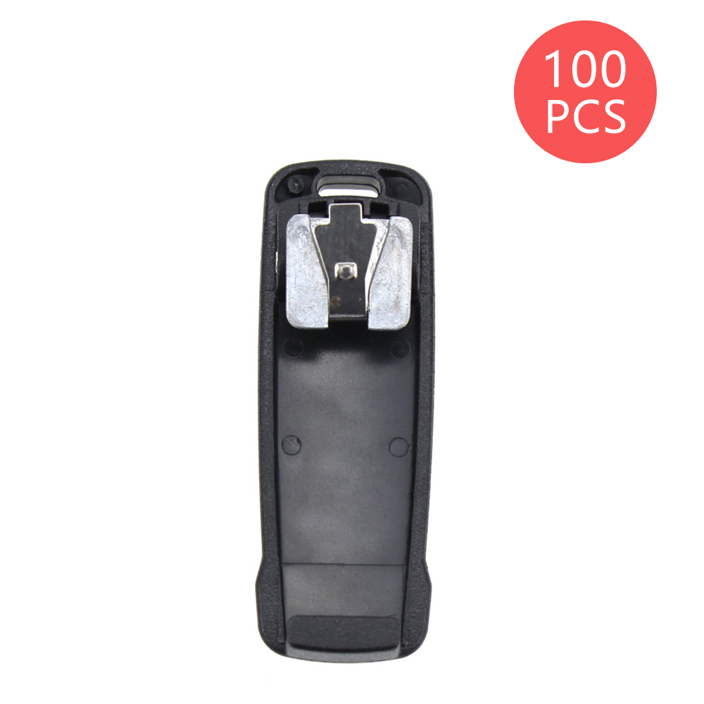 100X PMNN4071 PMNN4071A PMNN4071AR Belt Clip For Motorola  Mag One, BPR40, A8 Radio
