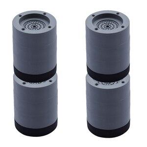 Image 1 - Coussinet universel pour les pieds en caoutchouc meubles fixes antidérapants Machine à laver, accessoires étanches, tapis de sol Anti Vibration, pour la maison