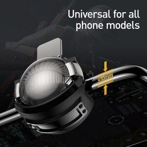 Image 5 - Baseus Gamepadจอยสติ๊กสำหรับPUBGเกมTrigger Fire Aimปุ่มL1 R1โทรศัพท์มือถือนักกีฬาController JoypadสำหรับIOS Android