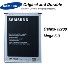 Original Samsung High Quality B700BC Battery For Samsung Galaxy I9200 Galaxy Mega 6.3 3200mAh