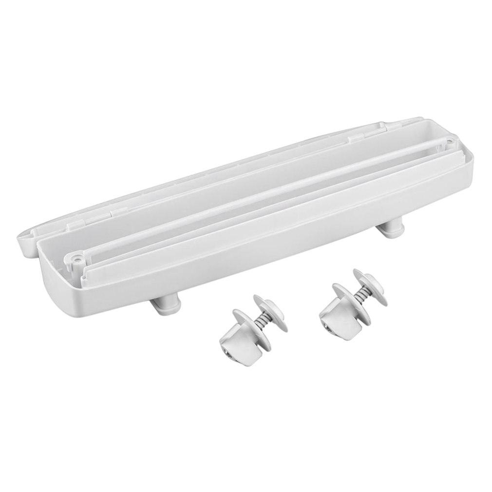 2019 New Food Plastic Cling Wrap Dispenser Preservative Film Cutter Kitchen Tool Accessories