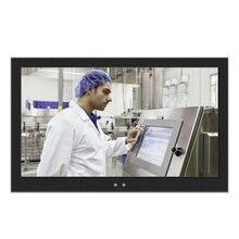 Промышленный планшет aio с сенсорным экраном 185 дюйма i3 i5
