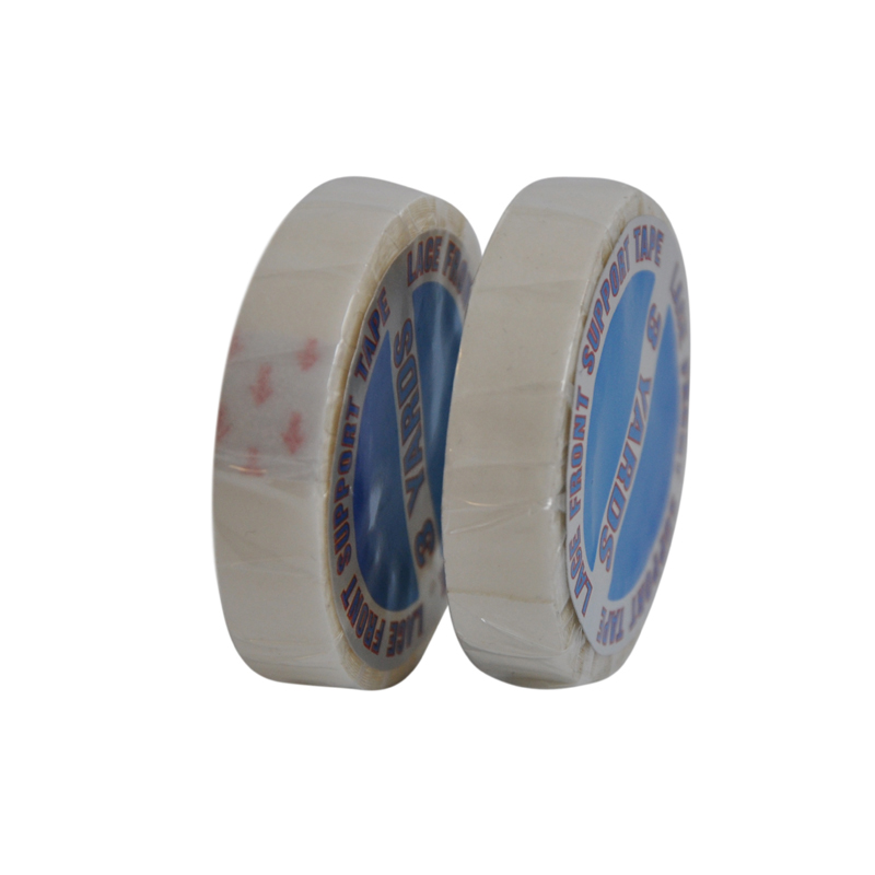 1.0cm*3yards Transparent Lace Front Tape Hair Adhesive Tape Wig Double Sided Tape For Lace Wig Hair Extension Accessory
