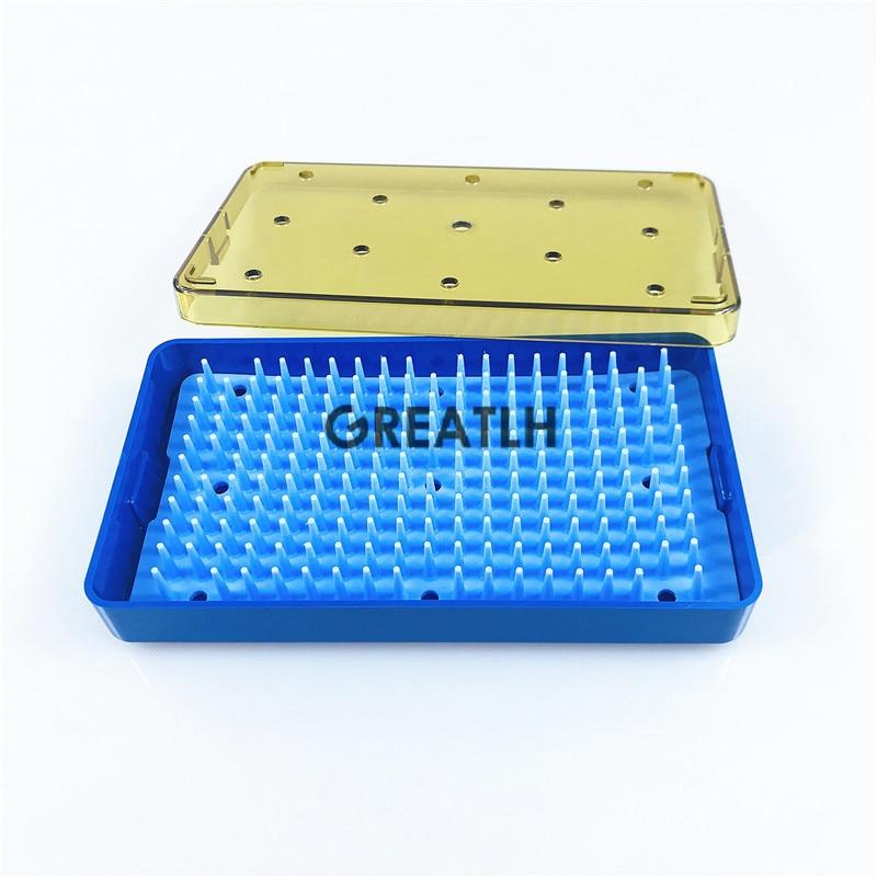 Image 2 - Silicone caso di disinfezione Sterilizzare scatola vassoio di  sterilizzazione sterilising tappetino in silicone per strumento  chirurgico tenere-in Kit da toilette da Bellezza e salute su