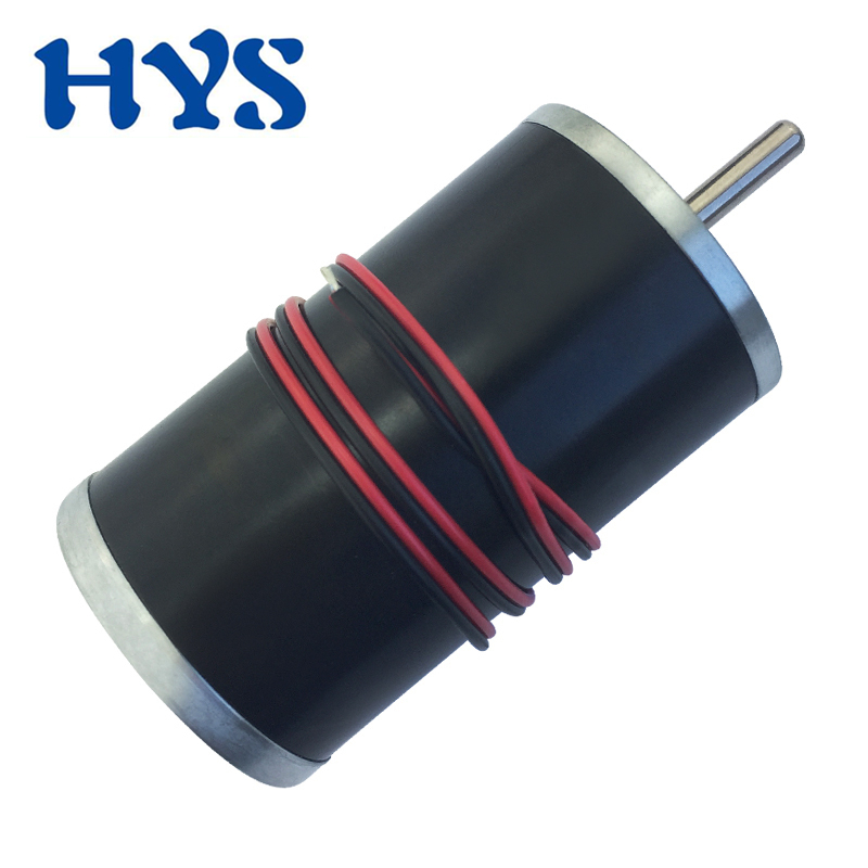 RS-4575-permanent-magnet-DC-high-speed-motor-24V-6400RPM-high-torque-reverse-micro-high-speed