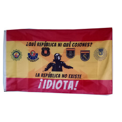 Bandeira da espanha império espanhol com borgonha cruz a república emblema banner 150x90cm banner 3x5 pés 100d poliéster latão grommets