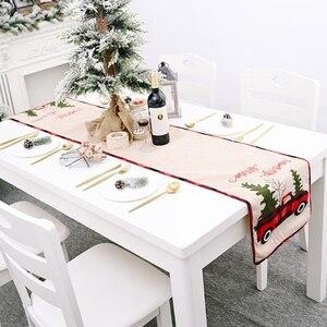 Table Runner Christmas Little