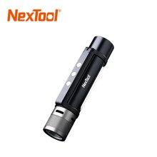 NexTool torcia a LED da esterno 6 in 1 torcia Ultra luminosa torcia da campeggio impermeabile luce di emergenza portatile zoomabile