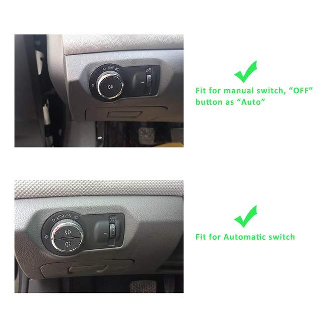 car coming and leaving home auto headlight switch control module sensor kit For Chevrolet Cruze Malibu Aveo For Opel Astra j 5