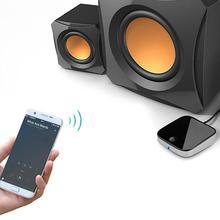 Bluetooth 5.0 Transmitter Fiber Optic Bluetooth Receiver ,Transmitter 2 In 1 Adapter Replacement Mini Bluetooth Adapter Receiver