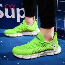 Cyytl/Зеленая Мужская обувь для прогулок на открытом воздухе;