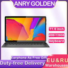 ANRY 11,6 Zoll Android Tablet pc 4GB 128GB ROM MTK6797T Deca-Core 4G LTE Anruf tabletten PC 1920*1080 IPS Bildschirm Dual WIFI