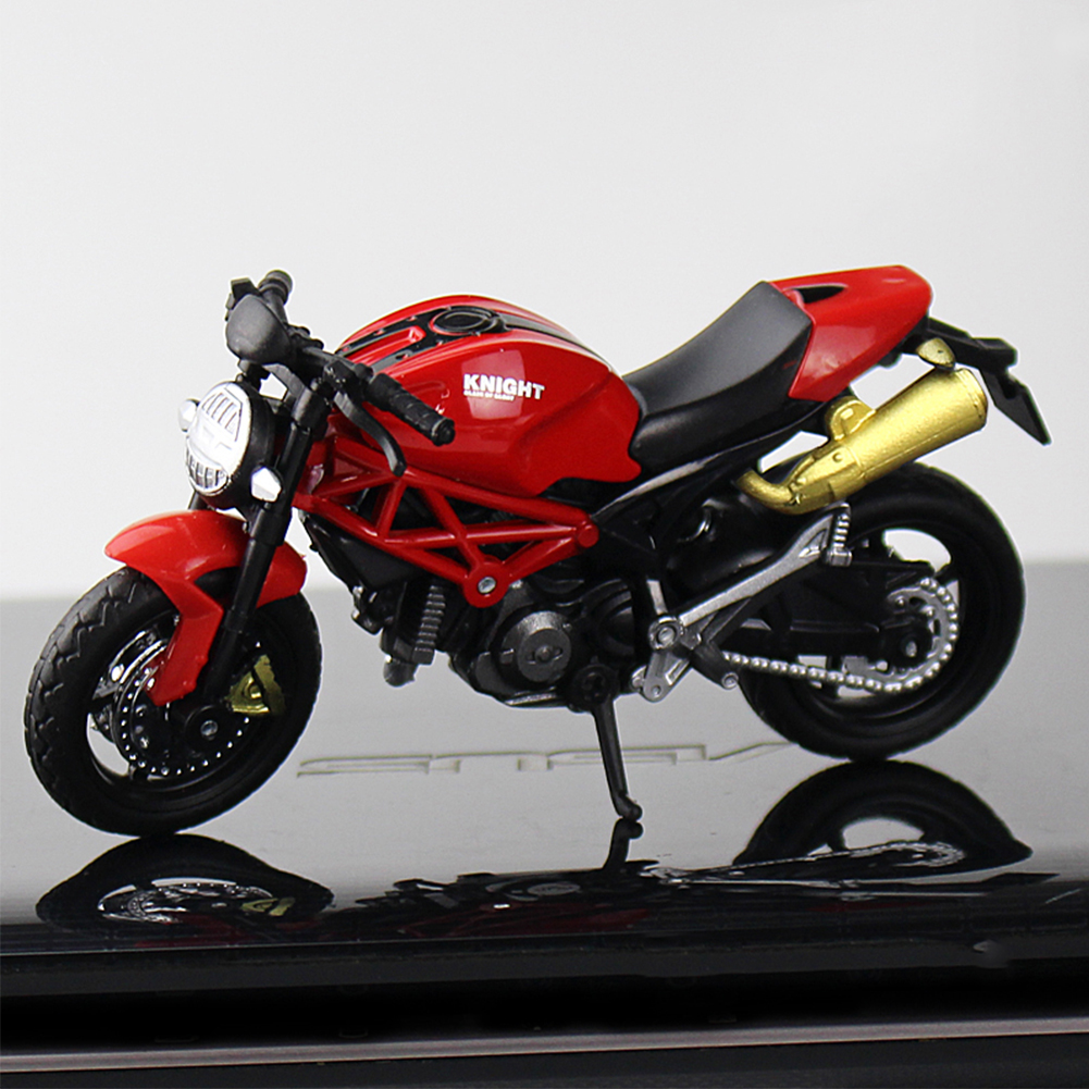 <font><b>1:18</b></font> <font><b>Car</b></font> <font><b>Model</b></font> Toy Plastic Lightweight Home Decor <font><b>Diecast</b></font> Motorcycle Office Portable Off-road Vehicle Children Collection Gift image