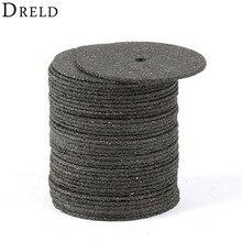 36 шт. Аксессуары Dremel 24 мм абразивные режущие диски отрезные колеса диск для вращающихся инструментов Dremel Электрический металлический деревянный режущий инструмент