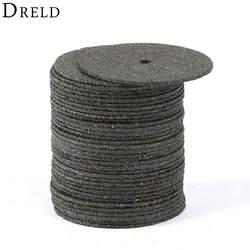 36 шт. Dremel аксессуары 24 мм абразивные отрезные Диски отрезные диск для Dremel вращающихся инструментов Электрический металла дереворежущий