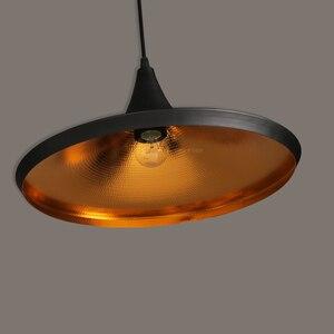 Image 5 - Modern E27 Musical Aluminum copper shade musical pendant lamp ABC(Tall,Fat and Wide) Beat Hanging Light,110V/220V/230V 3pcs/pack