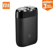 2020 Xiaomi mijia MSX201 Electric Shaver For Men Rotating 2 Floating Head Portable Waterproof USB Rechargeable Razor
