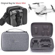 DJI Mavic Mini Drone saklama çantası Mavic Mini omuzdan askili çanta taşıma çantası DJI OSMO cep Osmo eylem aksesuarları
