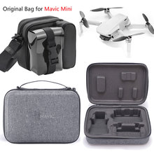 For DJI Mavic Mini Drone  Storage Bag Mavic Mini Shoulder Bag Carrying Case for DJI OSMO Pocket Osmo Action Accessories