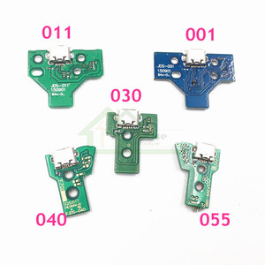 Image 1 - 50PCS JDM 011 JDM 001 JDM 030 JDM 040 JDM 055 Charging Board replacement for Sony Playstation 4 PS4 controller LED Board Repair