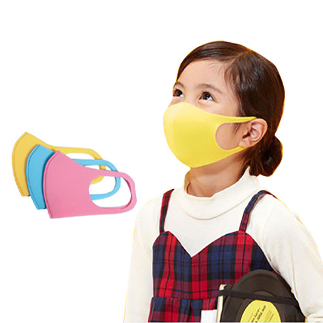 3pcs Washable Reusable Kpop Face Mouth Mask 3D Cloth Dust Safety Fashion Designer Women Men Bts Mouth Masks Bulk Unisex Korean 4