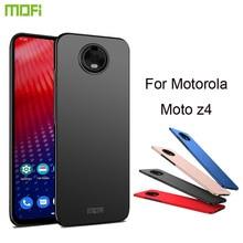 MOFi For Motorola Moto Z4 Case Hard Luxury Protection Back Cover Phone