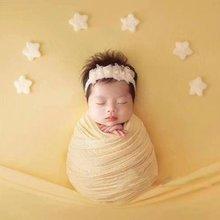 5 шт реквизит для фотосъемки новорожденных детские шерстяные