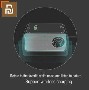 Image 4 - Xiaomi 5.0 Qualitell Loa Bluetooth Sạc Không Dây Trắng/Màu Xanh Đậm Tiếng Ồn Loa EPP 10W/15W Nhanh sạc Ngủ Loa