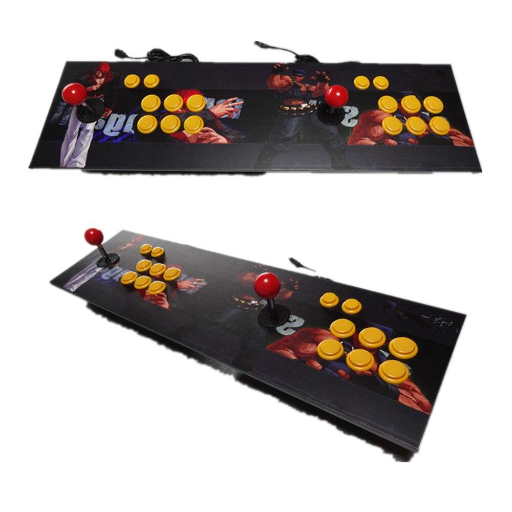 Двойной аркадный джойстик Cdragon, ретро игры, компьютерная видеоигра, Rocker PC, Usb игровой контроллер, два игрока, бесплатная доставка