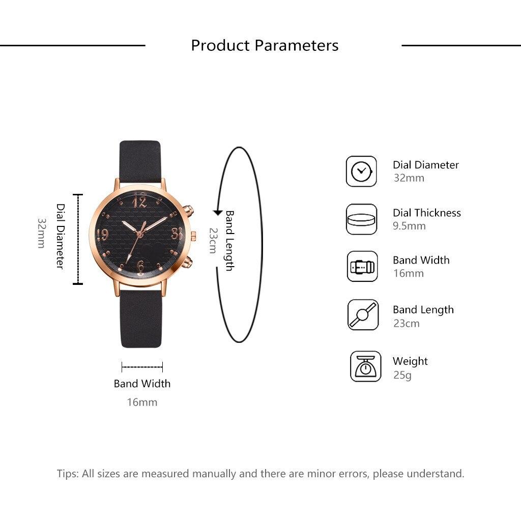 New Simple Women Watch Reloj Mujer Jewelry & Watches