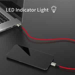 Image 4 - Wsken cynku magnetyczne rodzaj USB C kabel dla iPhone ładowarka kablowa szybkie ładowanie Micro kabel USB C dla Galaxy S10 8 xiaomi note 7 Pro