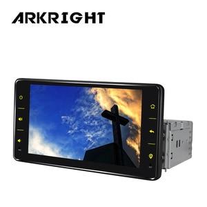 "Image 4 - 1 Din DSP 2GB/32GB 6.2"" Universal Car Head Unit Octa Core Bluetooth Wifi GPS Navi SWC Andriod Car Radio Stereo Multimedia Player"